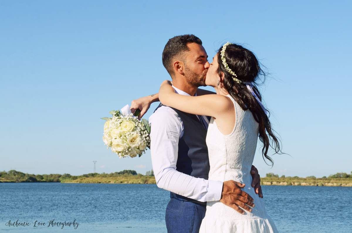 Le joli mariage de Mariella, wedding planner du Sud de la France