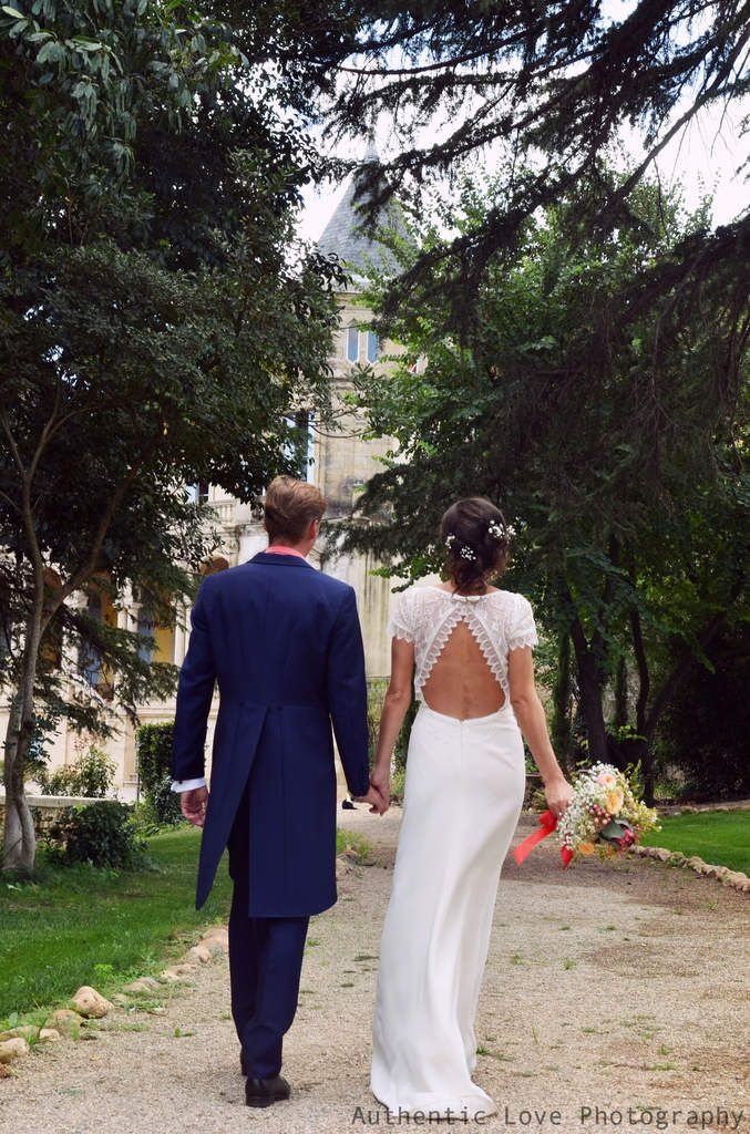 Mariage exotique chic au Château Sainte Cécile // South of France Wedding