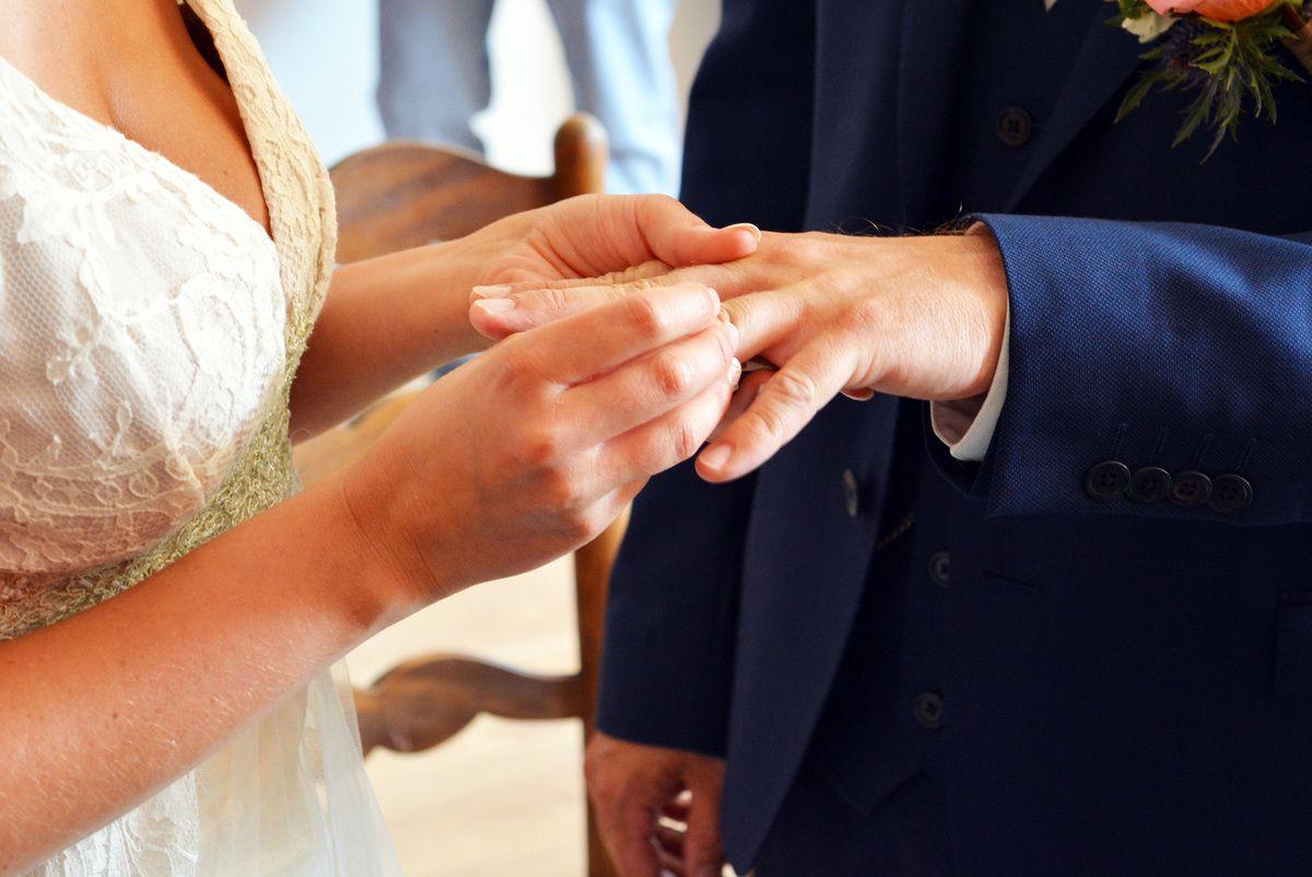 Mariage Shabby Chic au Hameau de Valouse - Drôme