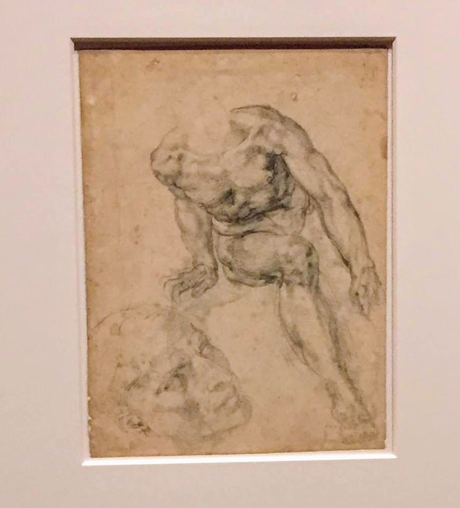 Michel-Ange, Cleveland Museum of Art