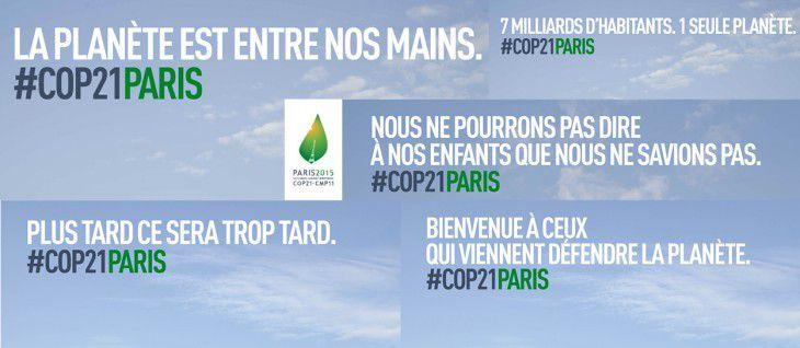 COP21 Paris, volontés affichées et vérités cachées