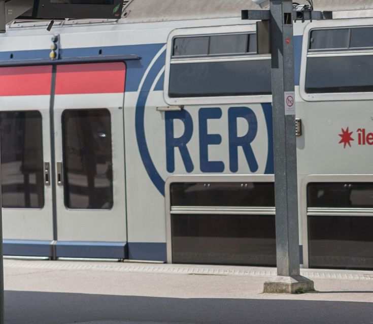 RER, le point du jour à Poissy