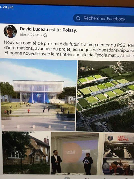 Training center du PSG, un comité en recherche de proximité
