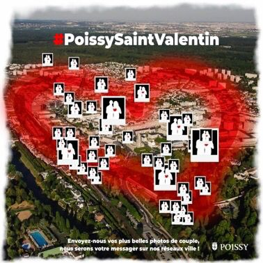 Poissy-bisous
