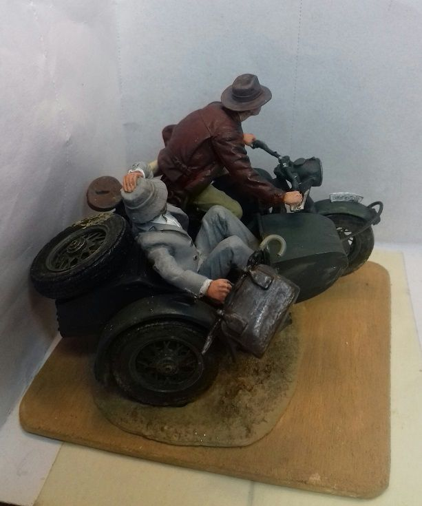 INDIANA JONES au 1/35 - ANDREA MINIATURES -