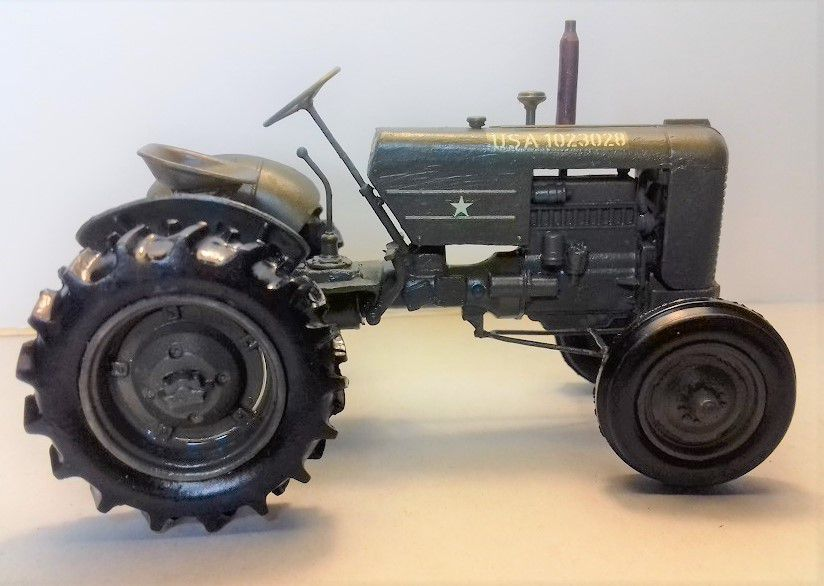 TRACTEUR US - 1944 - 1/35 - THUNDER MODEL