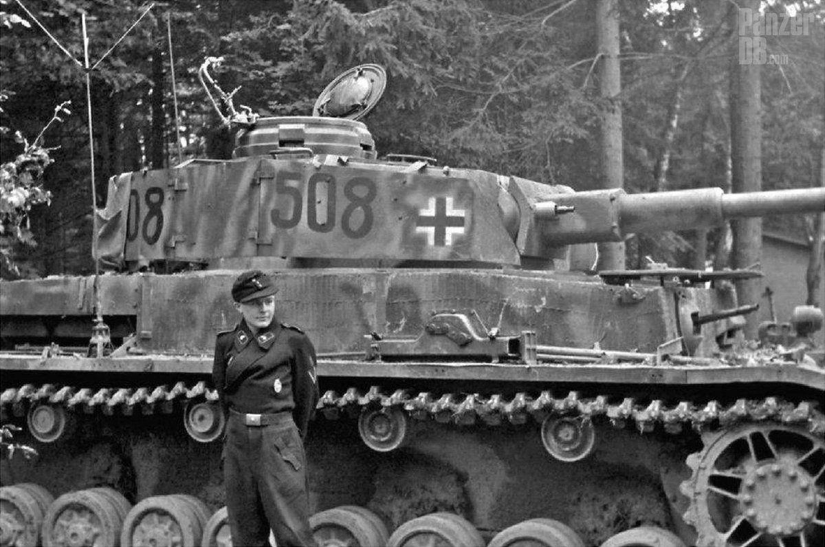 PANZER IV - Numéro 508 - Bataille d'Arracourt Septembre 1944 -