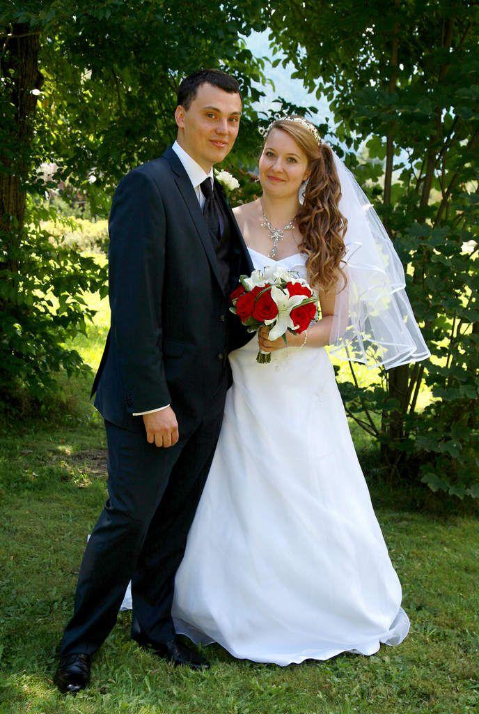 Merci aux jeunes mariés pour ces magnifiques photos !