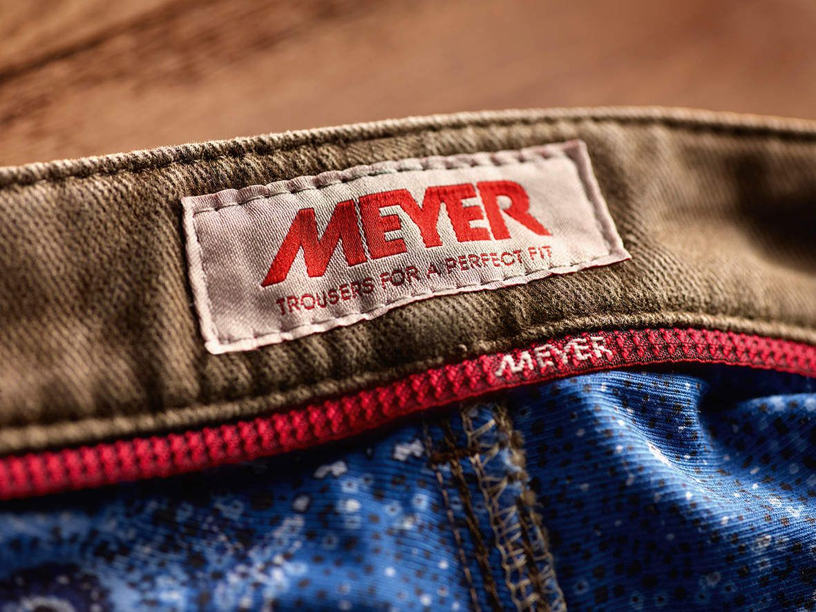 La nouvelle collection des pantalons MEYER