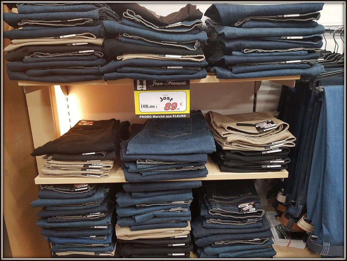 """PROMOS Jean's """"JOST"""" 5 poches"""