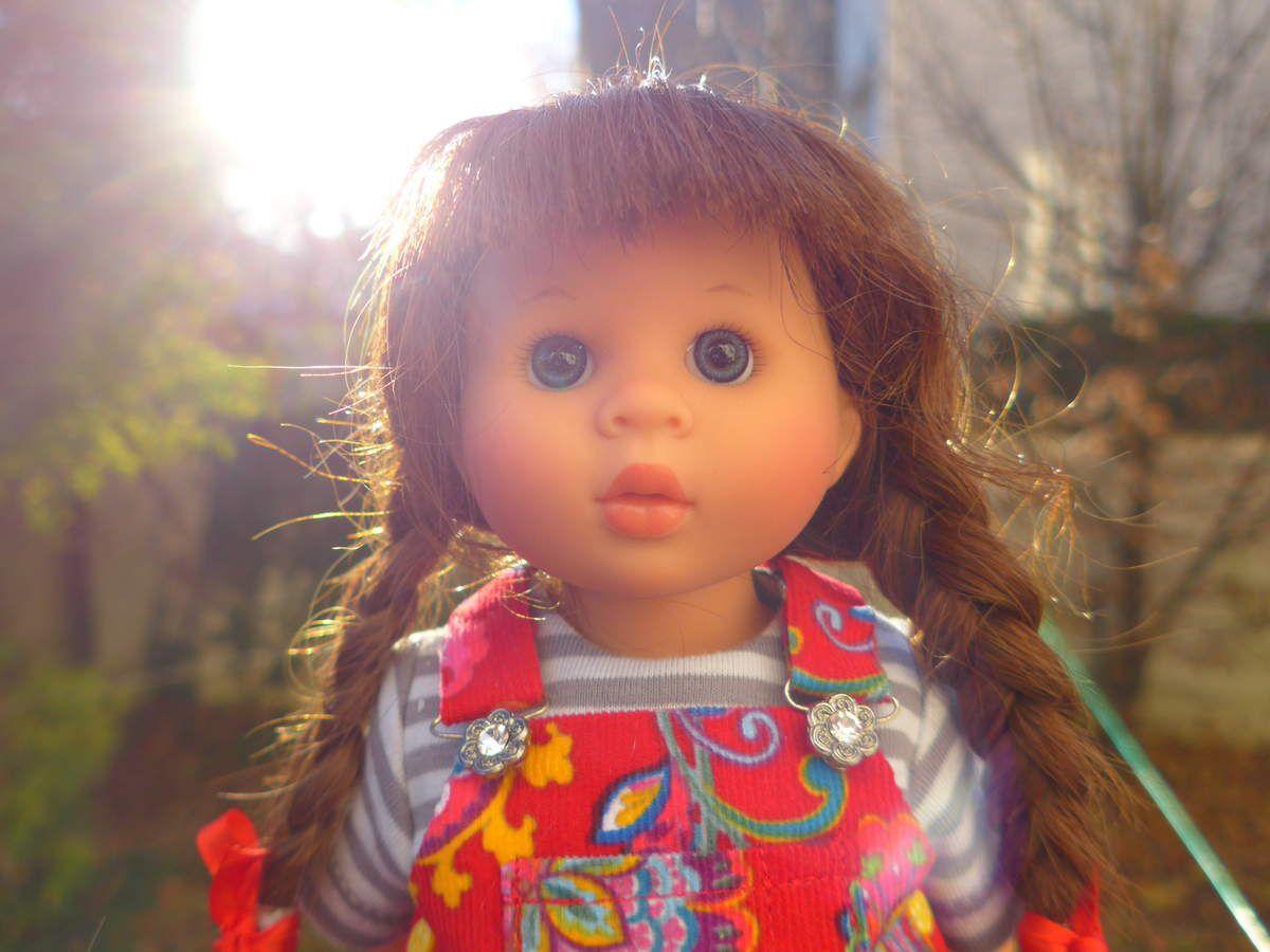 Poupée Müller Wichtel : poupées Corolle, je vous ai tant aimées......