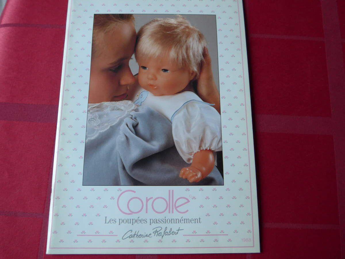 Poupée Corolle : et en ....1988  combien coûtait une poupée Corolle de collection ?