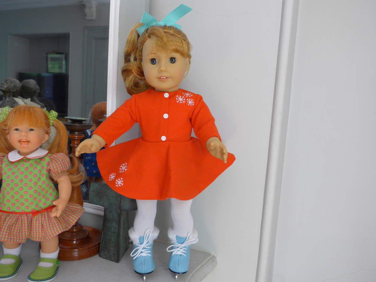 Poupée American Girl : arrivée direct de Dallas (Texas), voici Maryellen Larkin - 2 -