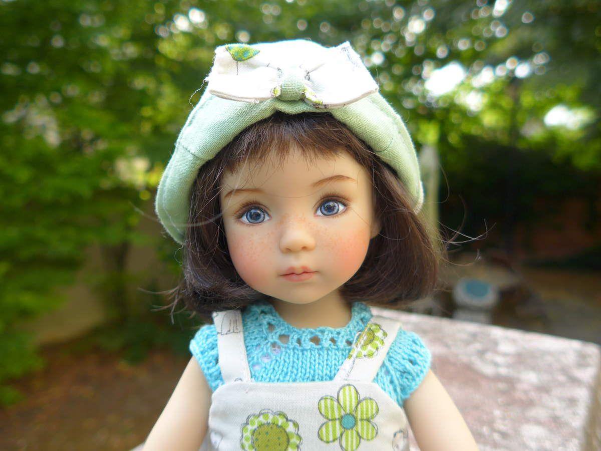 Poupée Little Darling by Dianna Effner : Alix