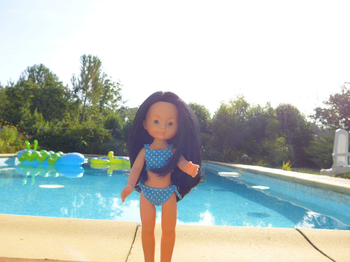 Poupée Candice de Corolle - poupée Alix Little Darling : carnet de vacances à Manosque