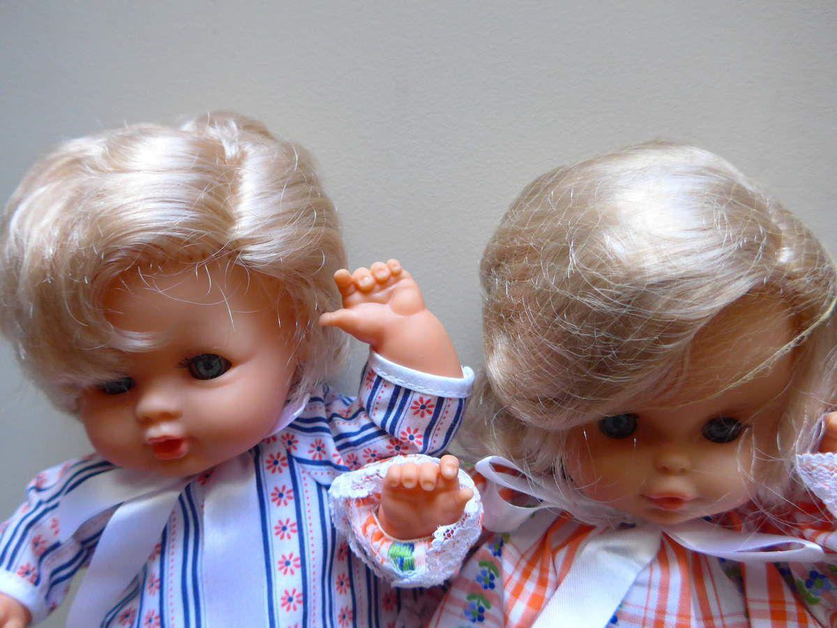 Avant la poupée Corolle - Poupée Clodrey, poupée Bella : combien coûtaient les poupées en .....1976 ?