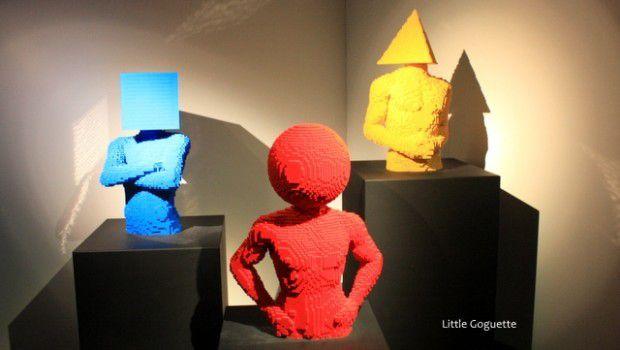 [Art of bricks] Le lego artistique !
