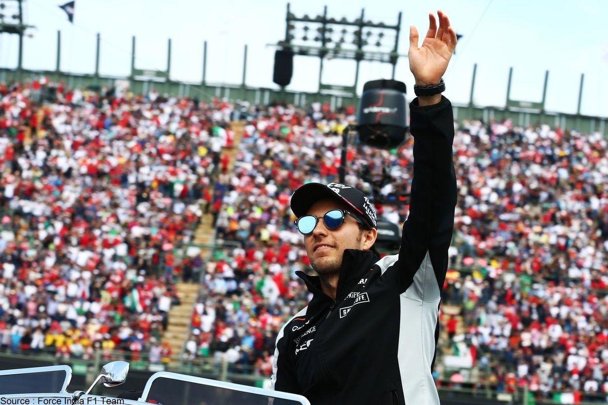 On ne reverra plus Sergio Perez avec des lunettes Hawkers