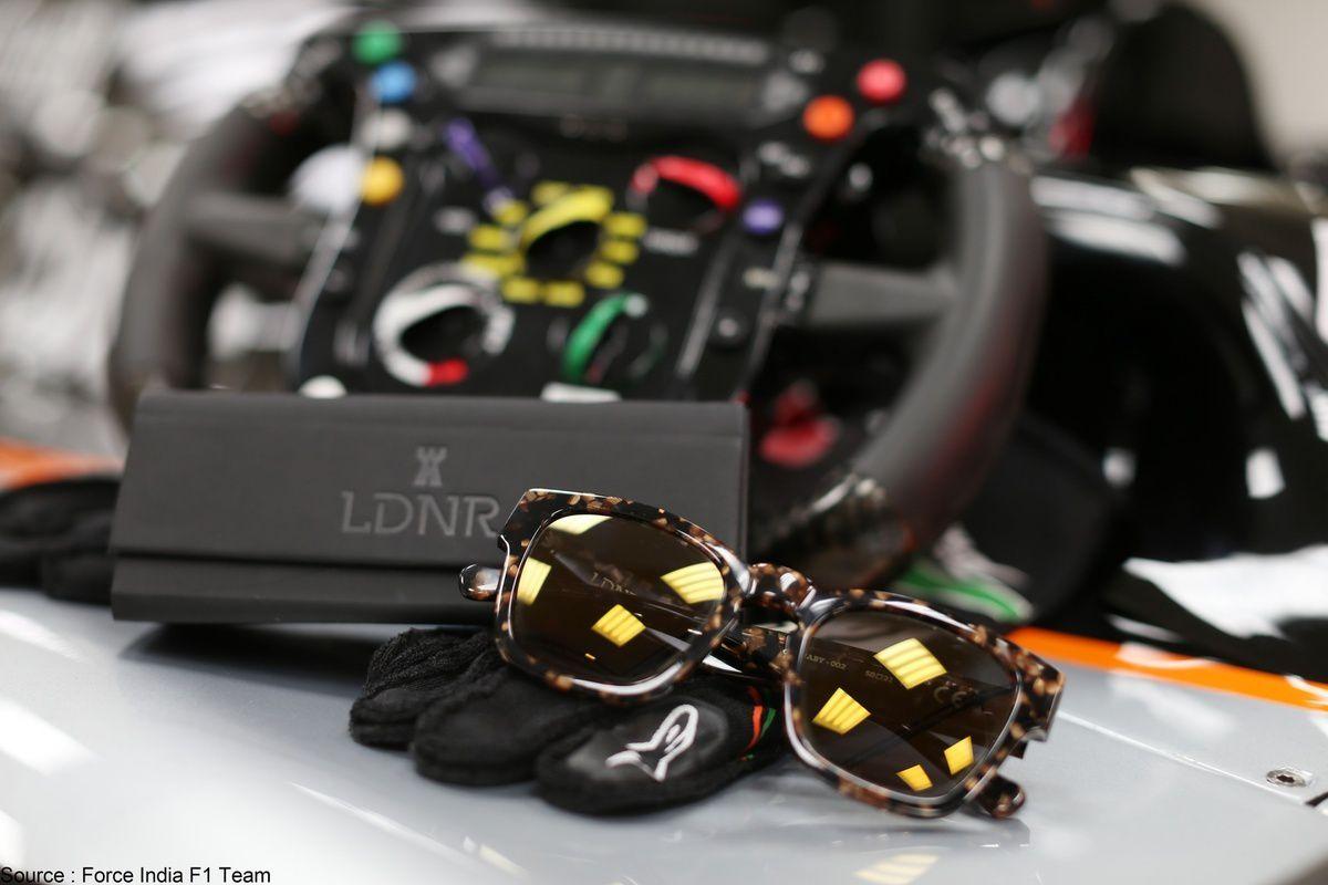 LDNR va exposer ses produits et sa marque chez Sahara Force India