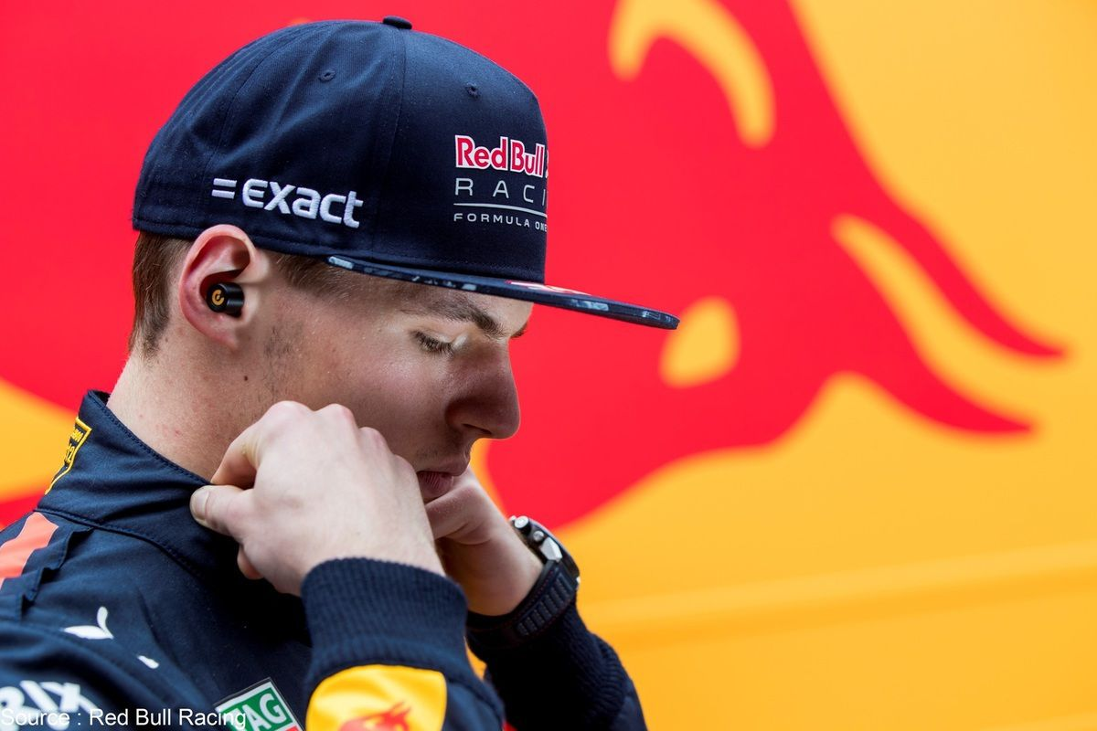 Max Verstappen et Daniel Ricciardo vont pouvoir écouter de la musique en faisant du sport