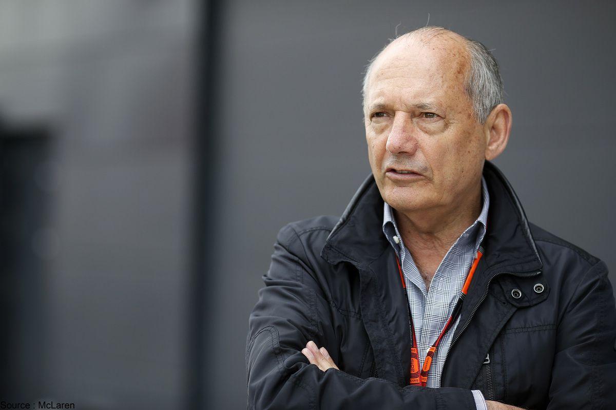 Ron Dennis n'a plus aucun lien avec McLaren