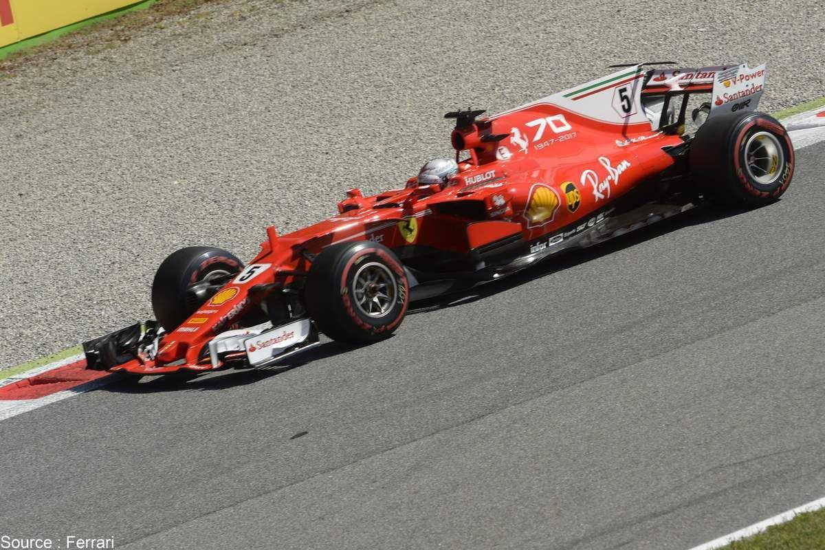 Marlboro reste l'un des plus gros sponsors en F1