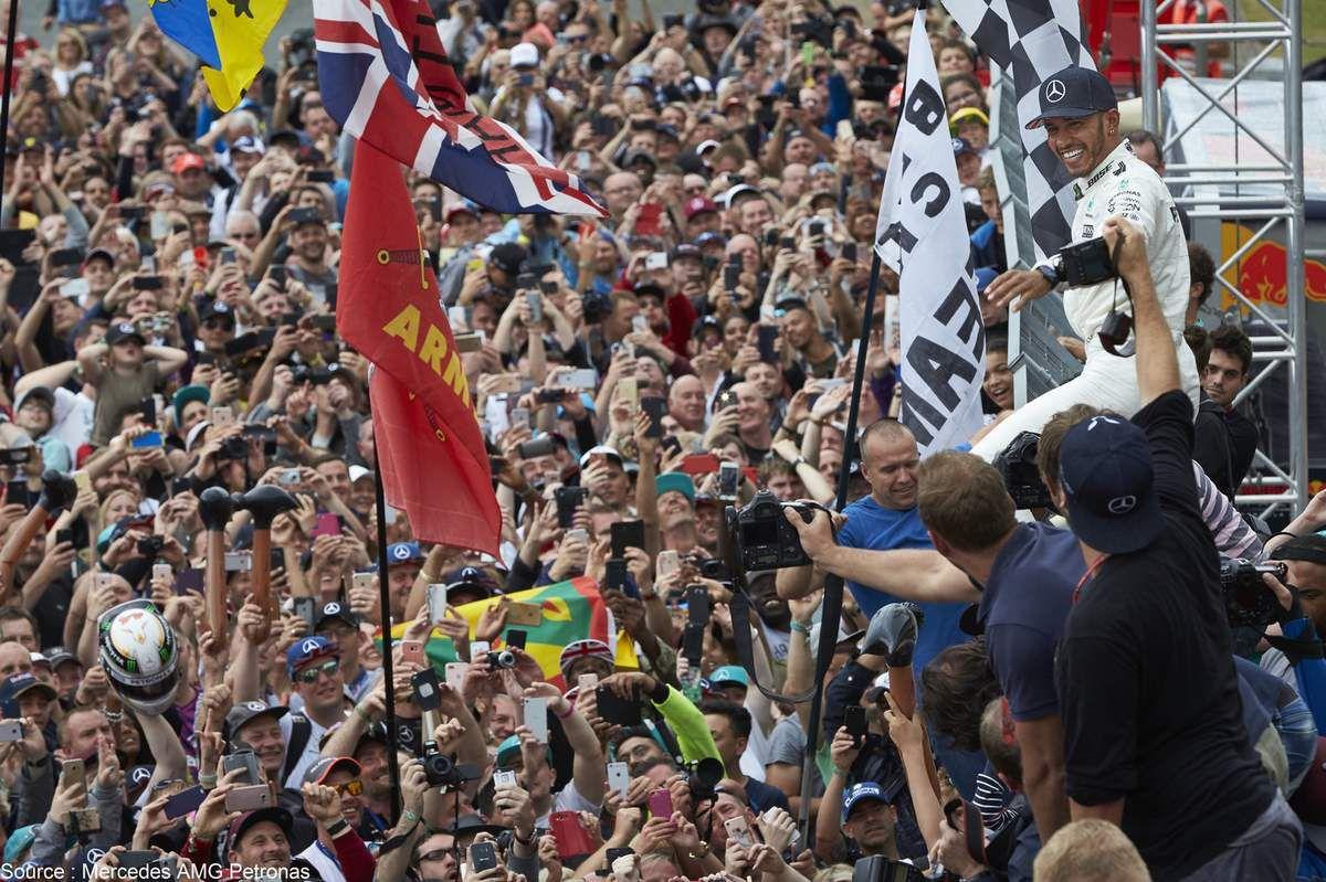 Silverstone reste l'une des épreuves les plus populaires de la saison