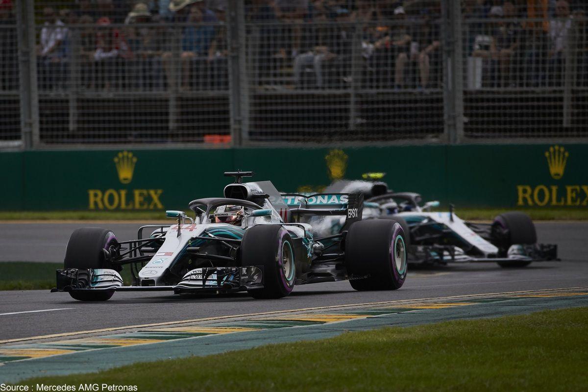 Les fans vont pouvoir se rapprocher de Mercedes