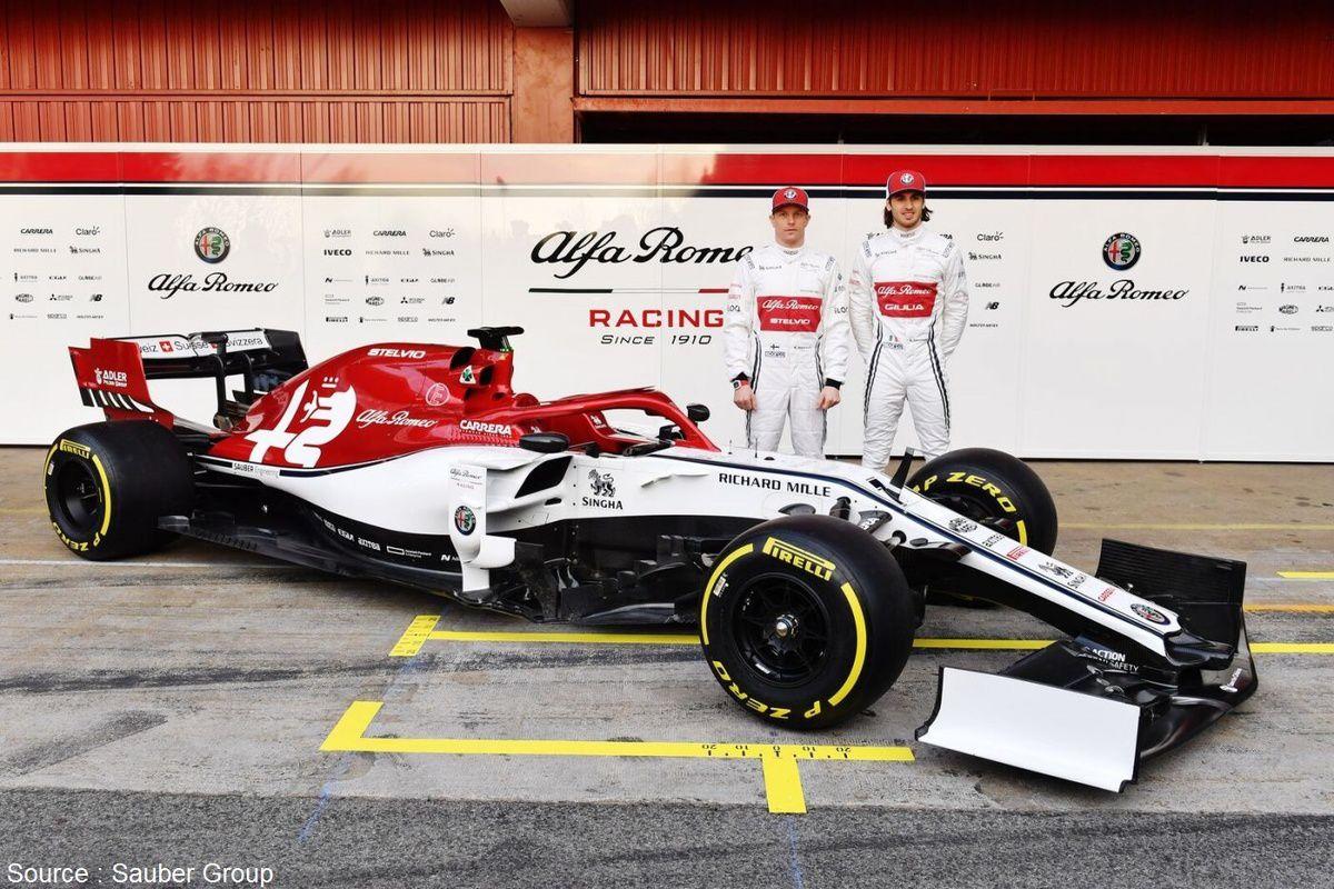 Toutes les photos concernant Sauber Motorsport