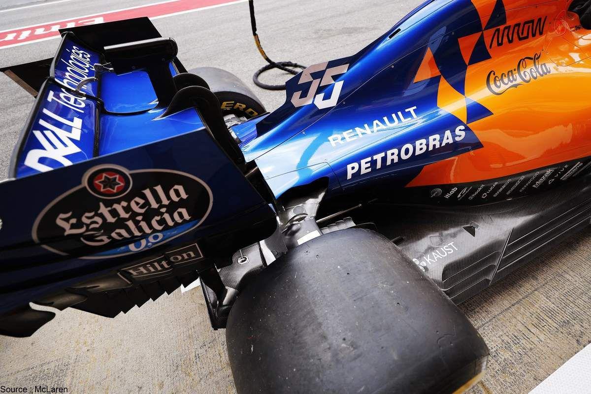 Verra-t-on encore longtemps Petrobras chez McLaren ?