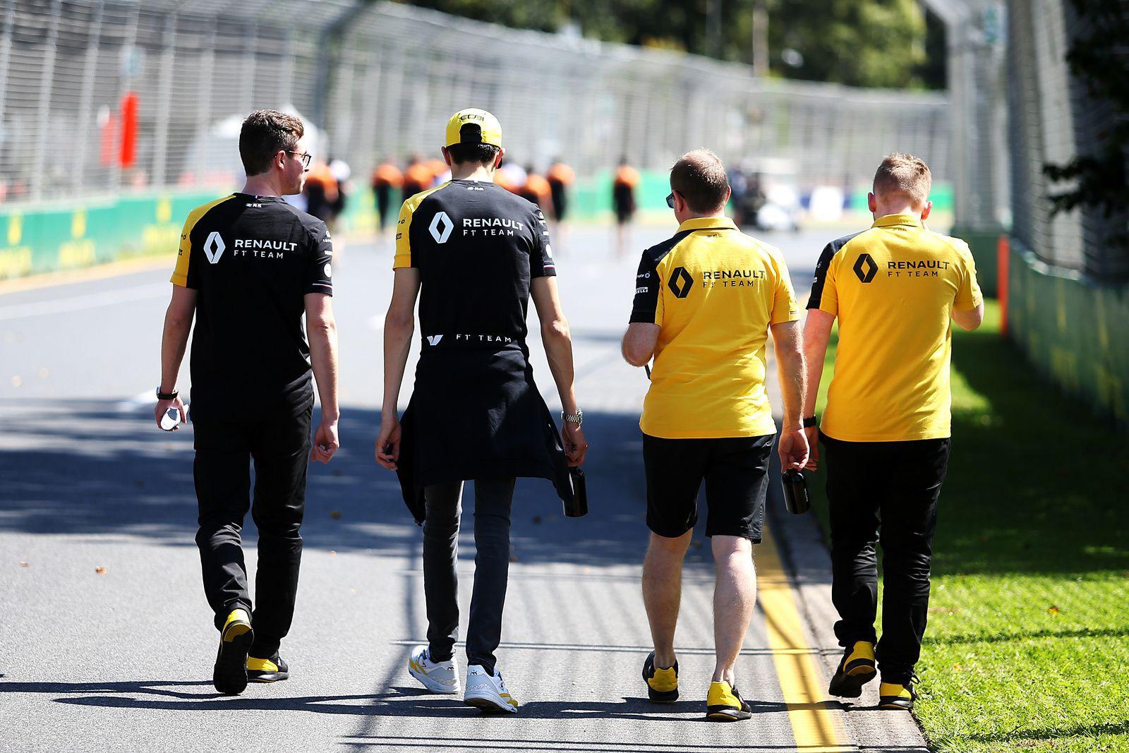 Où va Renault en F1 ?