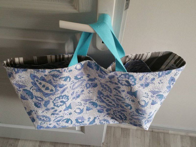 "Couture : le ""sac lit"""
