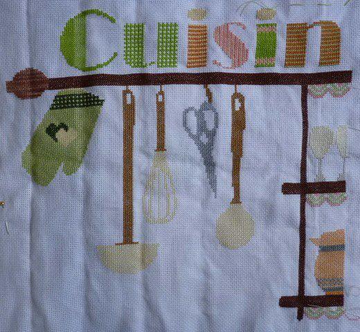 SAL CUISINE : Photos Objectif 6