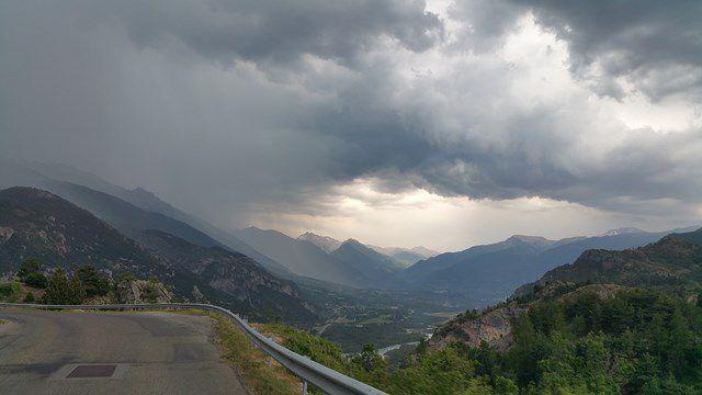 Les Alpes en 4x4 : du Parpaillon à l'Argentière la Bessée...