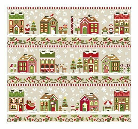 Santa Village : Maisons 12 et 11