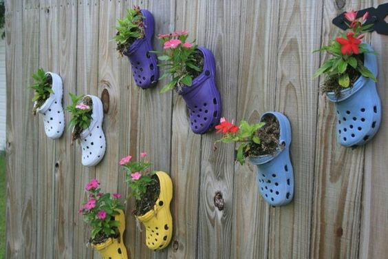 DIY : Do it Yourself : Recycler ses vieilles chaussures....