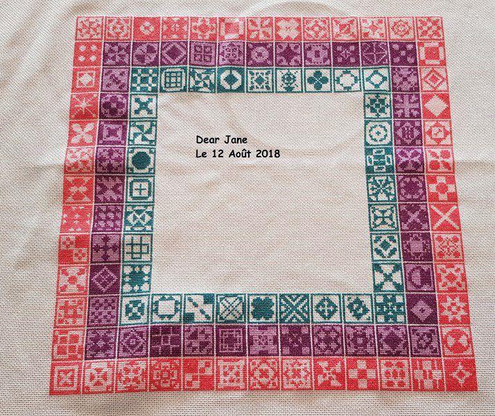 Projet Dear Jane - 7