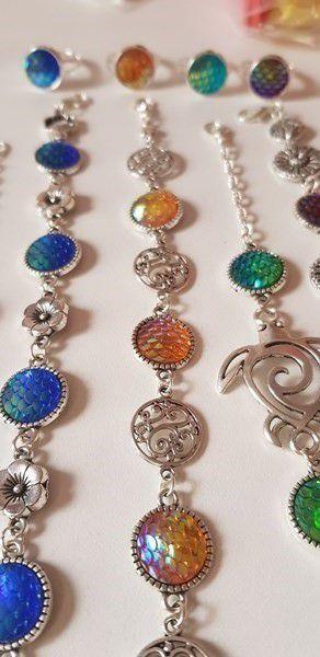 Créations de bijoux