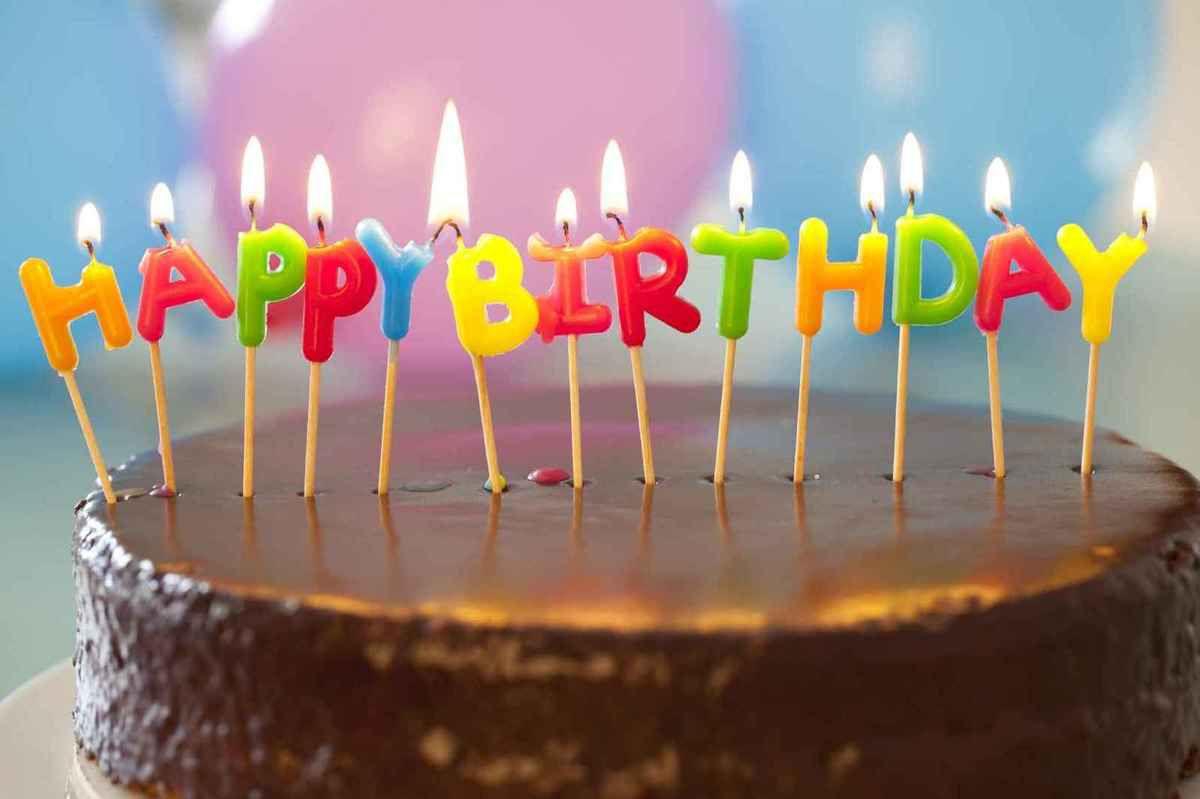 Un anniversaire...