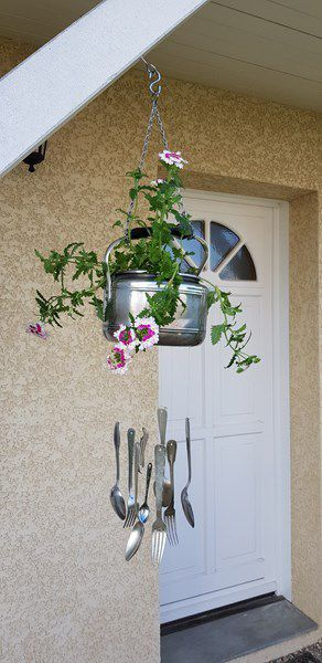 DIY : Do it Yourself : Recyclage d'une bouilloire..