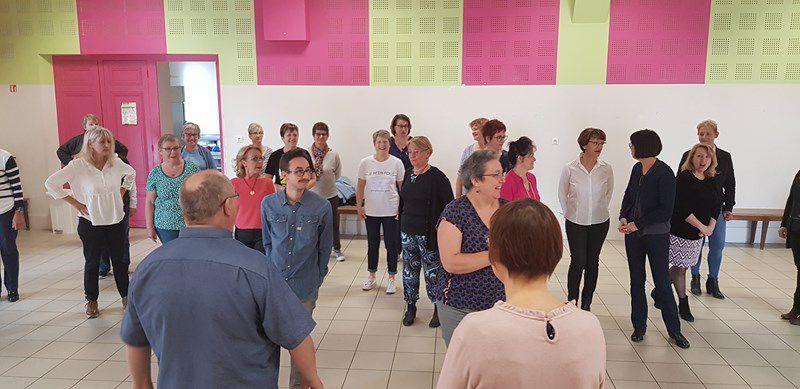 Stage d'initiations de danses latines