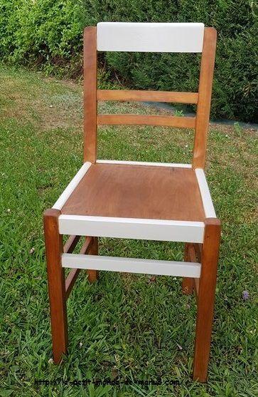 Restauration de chaises - suite