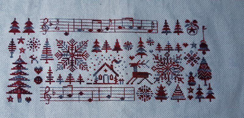Sal de Noël de Jardin Privé : mon beau sapin