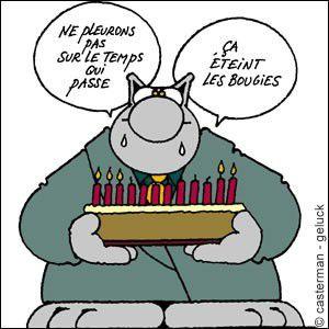 Un anniversaire bien spécial....