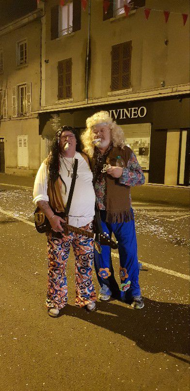 Belleville en Beaujolais fête ses conscrits - 3