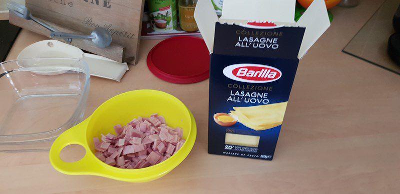 Recettes des régions : Lasagnes d'endives au jambon à ma façon