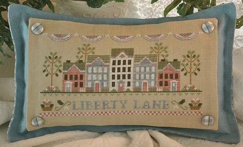 Liberty Lane de Country Cottage Needelworks - 1