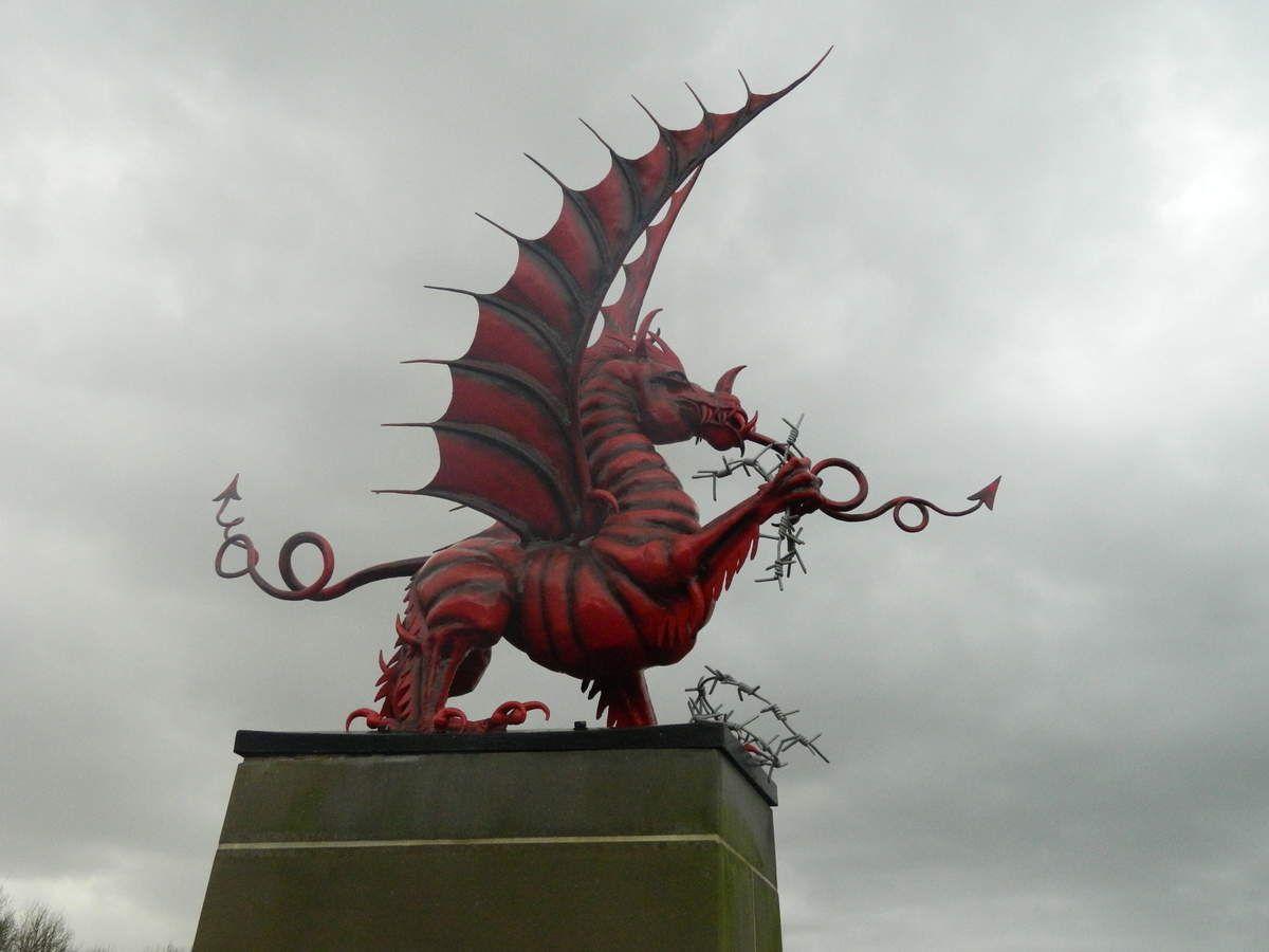 Les dragons de Betz et de Nanteuil