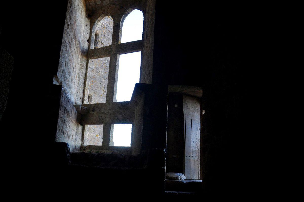 La porte ancienne, enfin ce qui reste
