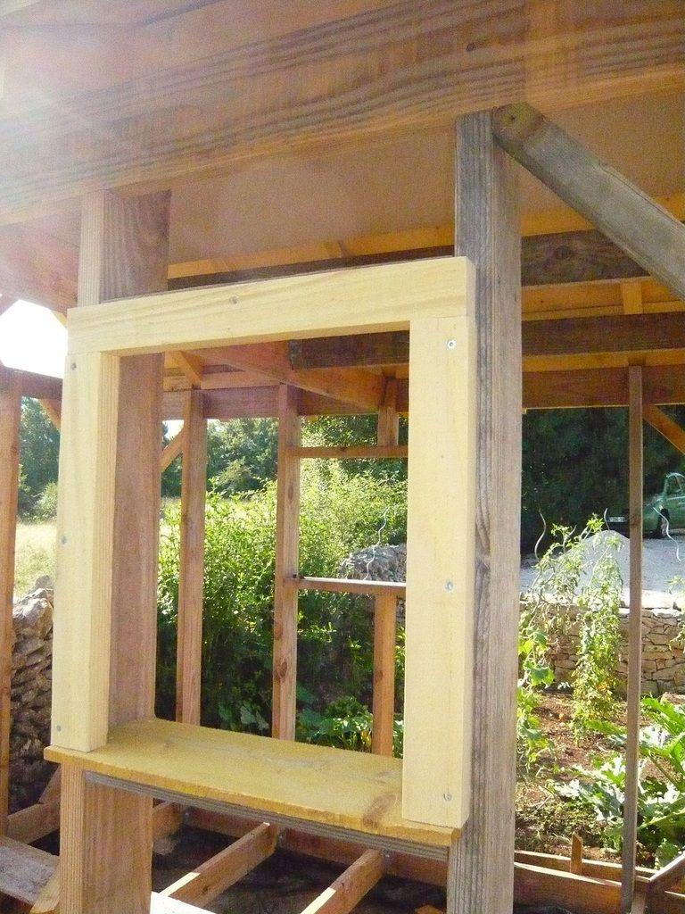 Comment Faire Un Abri Pour Le Bois abri de jardin en bois, cabane de jardin: la construction
